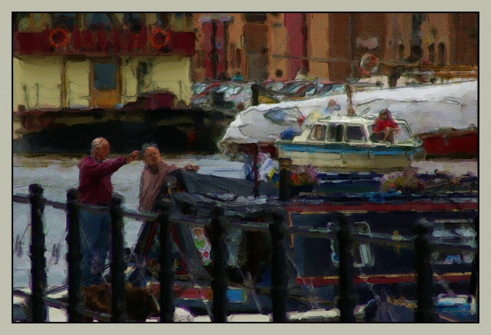photoblog image Gloucester Docks 4
