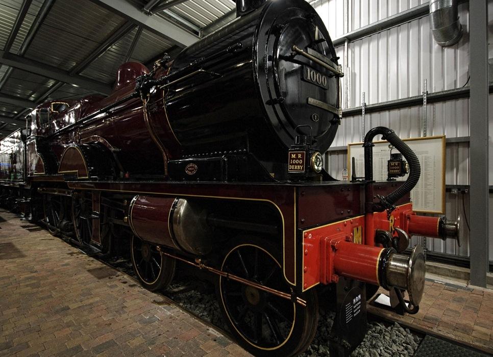 photoblog image Severn Valley railway 3
