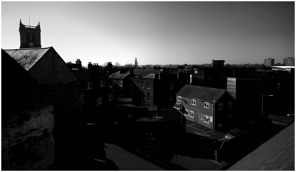 photoblog image Up on the Roof 8a