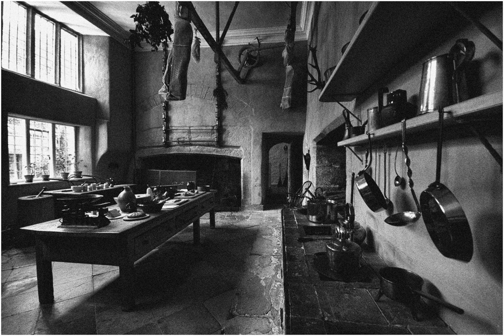 photoblog image Buckland Abbey  kitchen.....