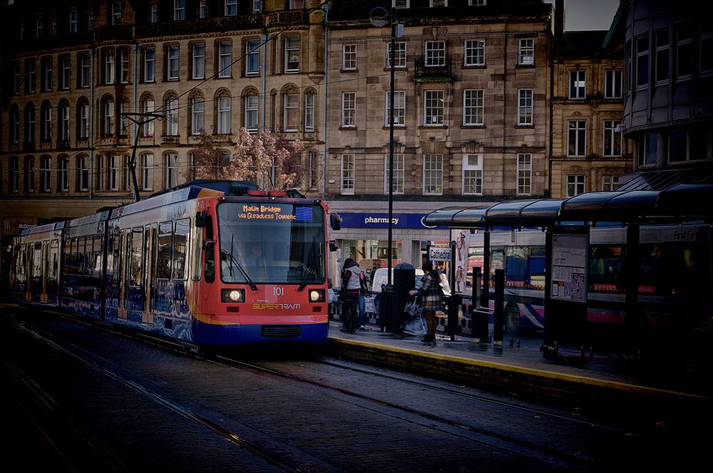photoblog image Supertram