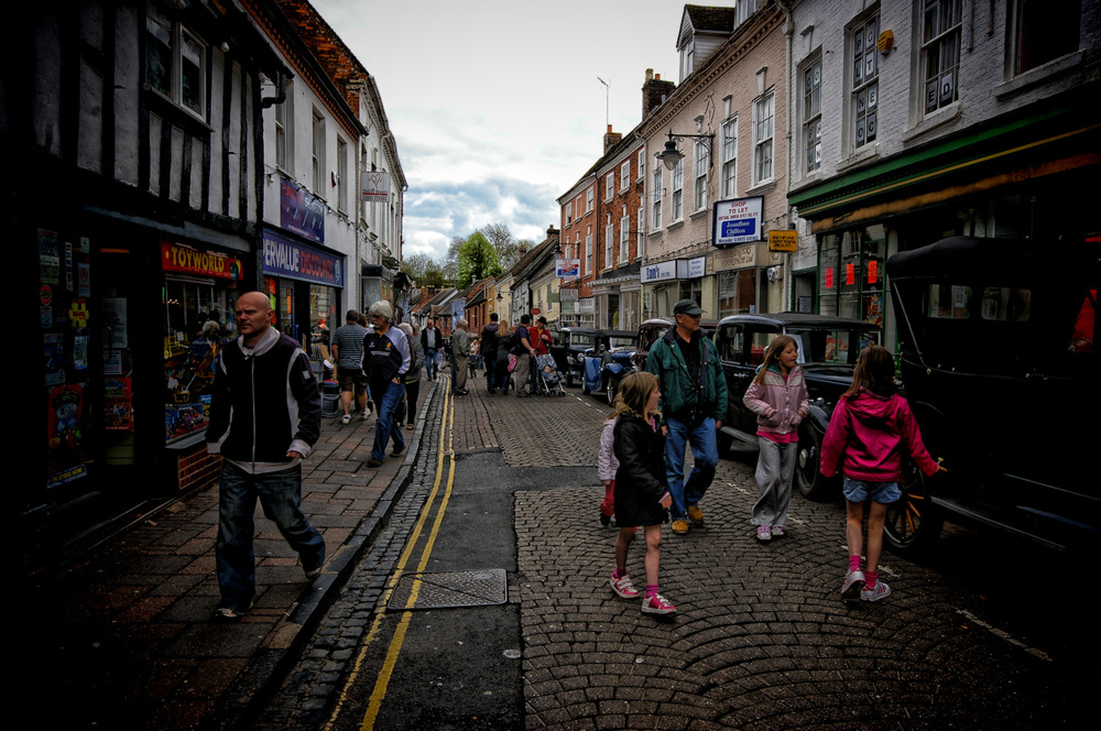 photoblog image The High Street