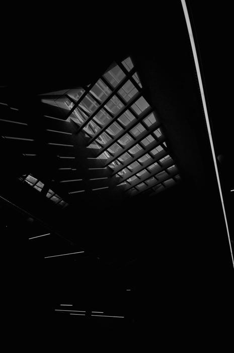 photoblog image Skylight