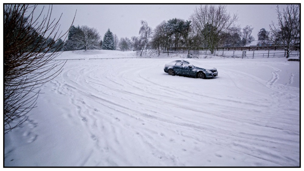 photoblog image Snow in Droitwich 2