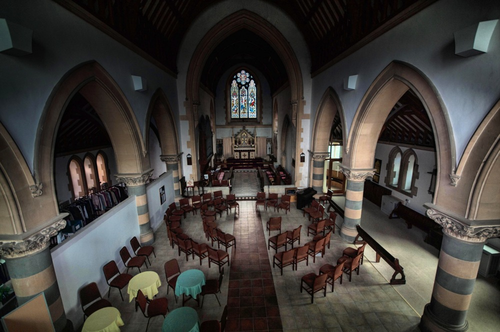 photoblog image Church of St James Welland 2/3