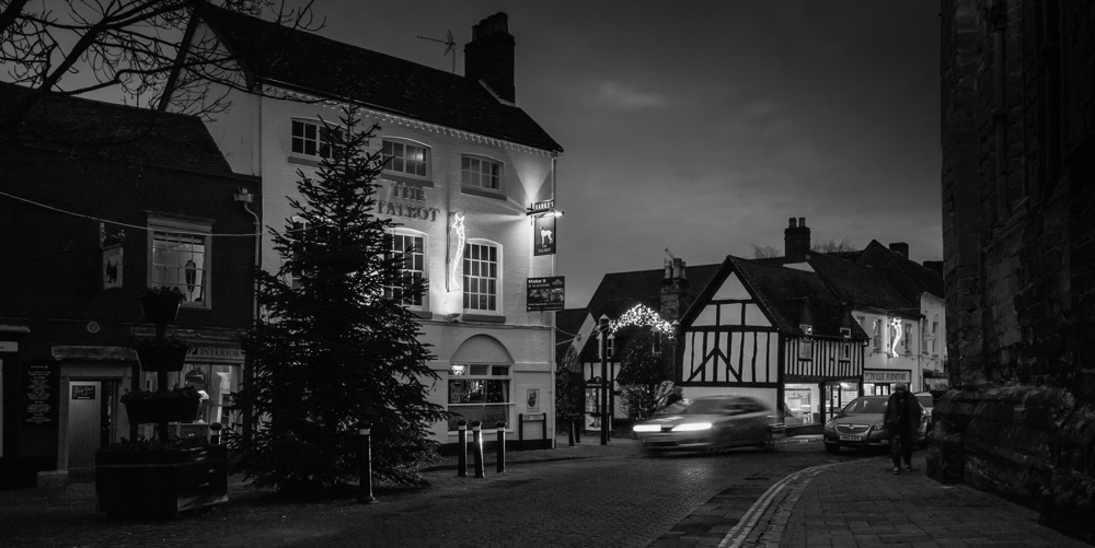 photoblog image Droitwich Christms Lights4/5