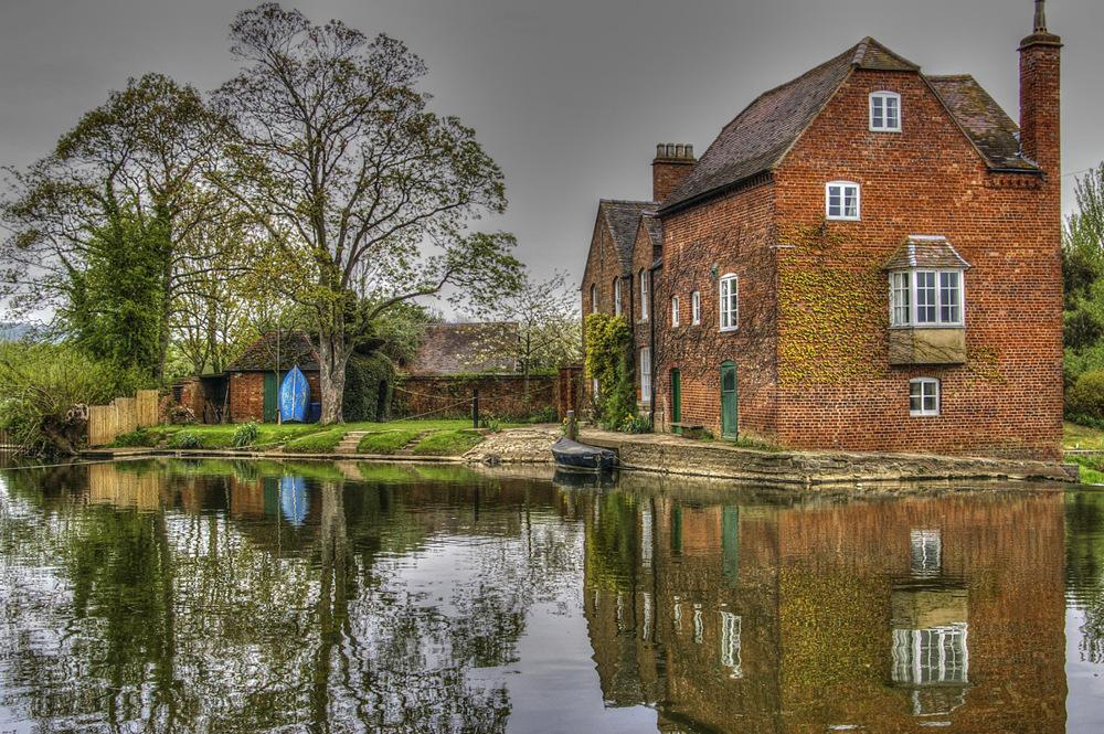 photoblog image Cropthorne  Mill