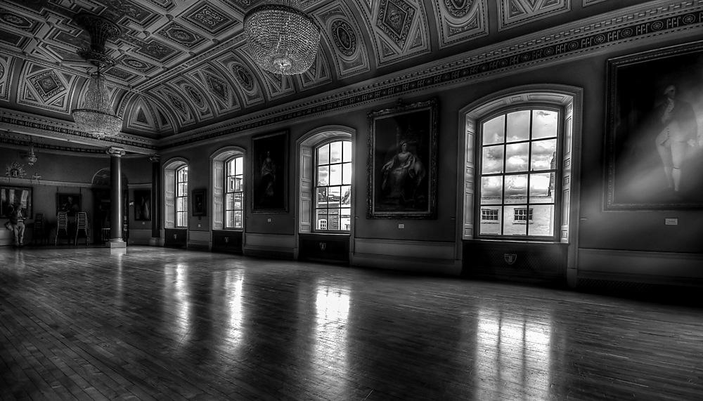 photoblog image Guildhall Worcester