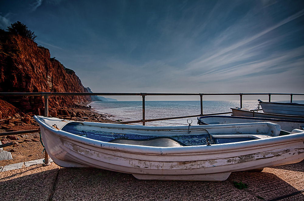 photoblog image Sidmouth a day at the seaside