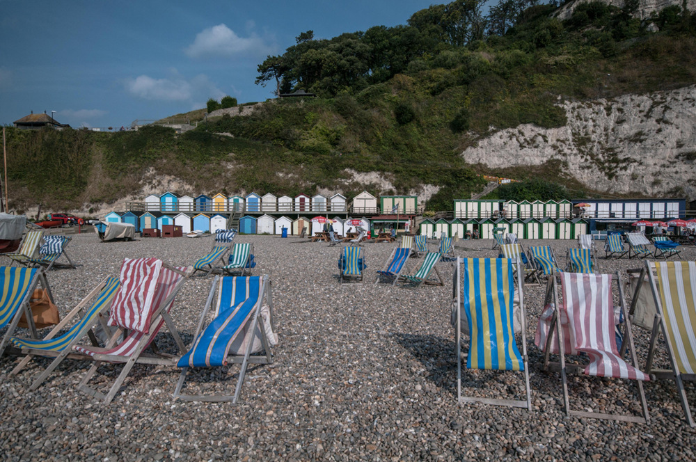 photoblog image Deck chairs 3