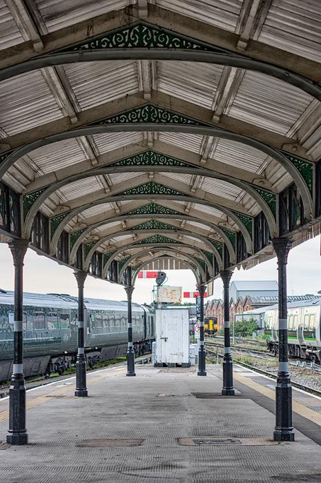 photoblog image Shrub Hill Station Worcester
