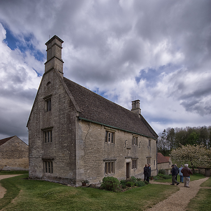 photoblog image Woolsthorpe Manor