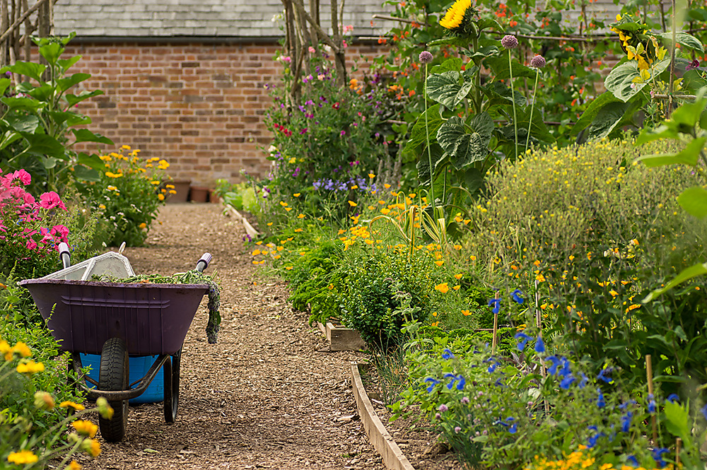 photoblog image A visit to Berrington Hall 5