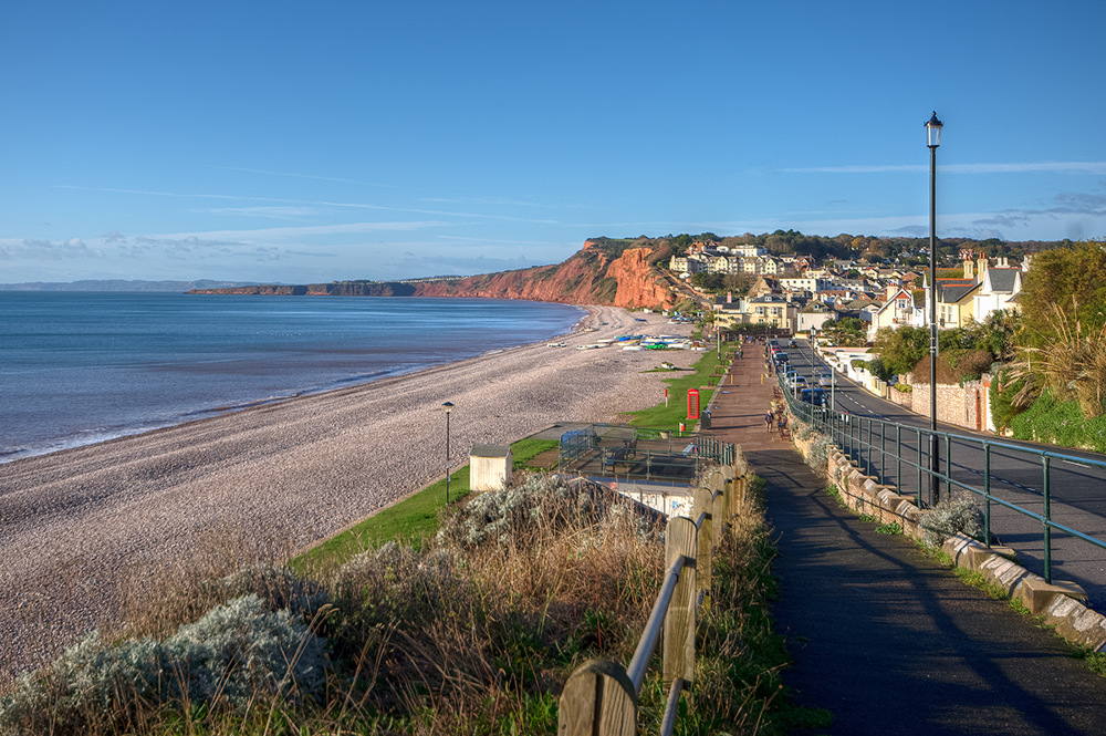 photoblog image Budleigh Salterton 1 of some