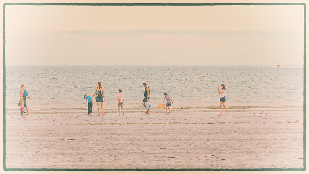 photoblog image Down by the seaside 1