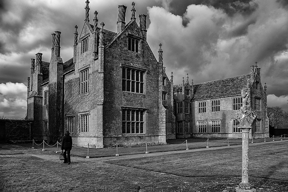 photoblog image Barrington court