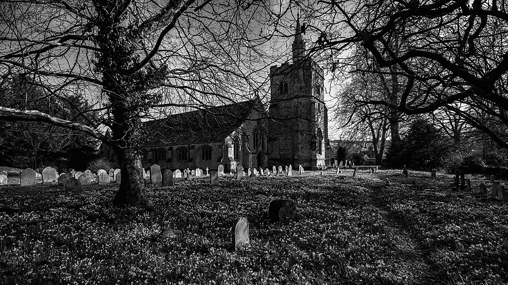 photoblog image St James Church Birlingham