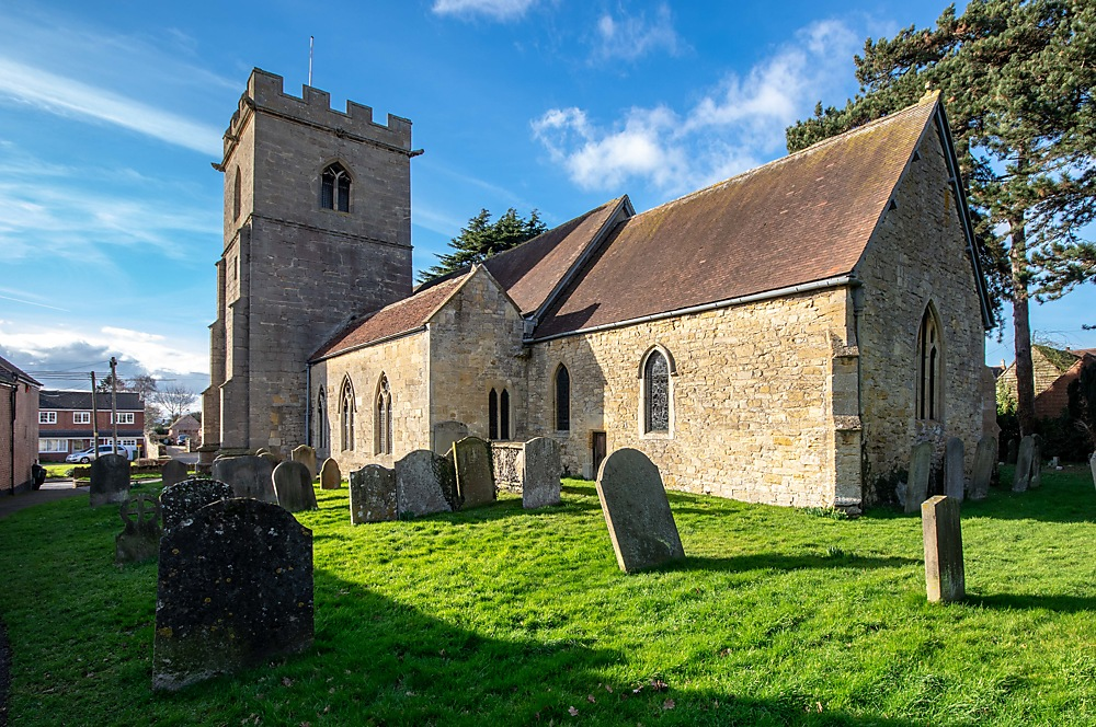 photoblog image Holy Trinity Church Eckington