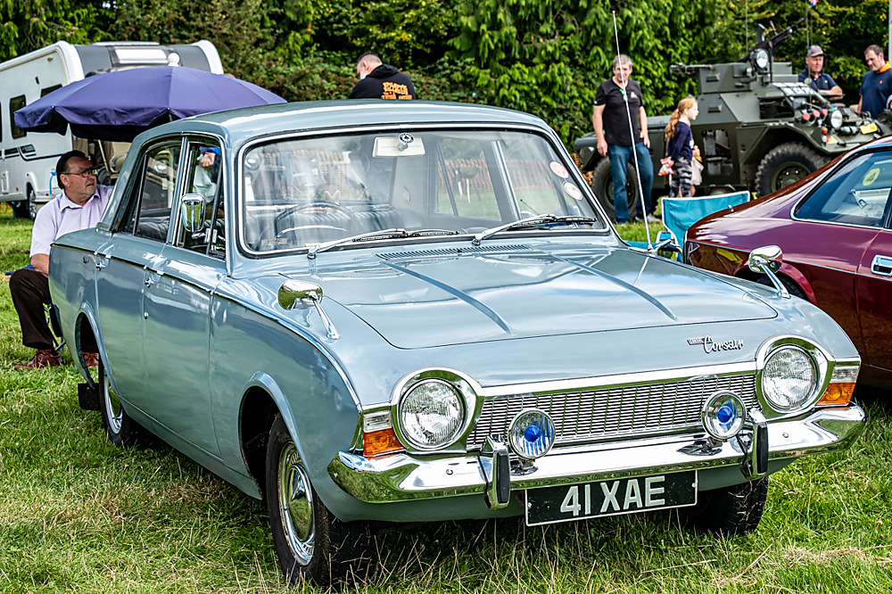 photoblog image Ford Corsair